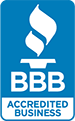 Unlimited Security is Accredited with the BBB